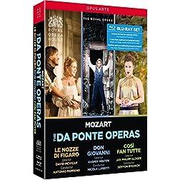 The da Ponte Operas: Le Nozze di Figaro; Don Giovanni; Cosi fan tutte [Blu-ray]