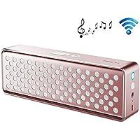 Rock Mubox Bluetooth 4.0 Speaker (Rose Gold)