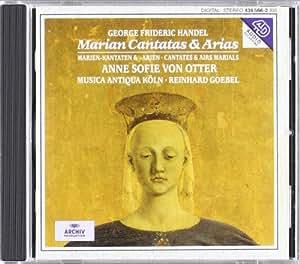 Handel: Marian Cantatas & Arias