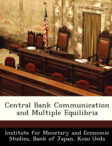 central-bank-communication-and-multiple-equilibria