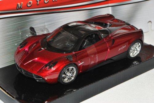 Pagani Huayra Coupe Rot 1/24 Motormax Modell Auto