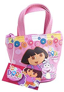 Nick Jr Dora-the- Explorer Coin Purse - Pink by Viacom International Inc.