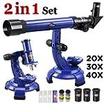 Tinxs Great 2 In 1 Telescope & Micros...