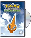 Pokemon DP Galactic Battles Volume 1