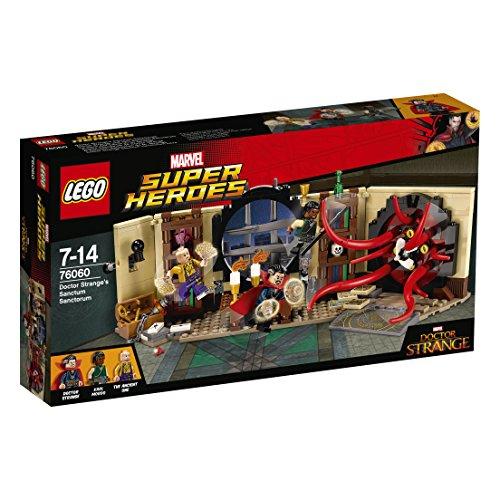 レゴ (LEGO) スーパー・ヒーローズ スパイダーマン:ドクター・ストレン...