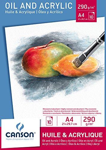 Canson 200005785 carta da disegno 10 Pezzi PDF