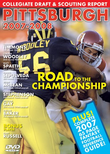 Road to the Championship - Steelers 2007-2008