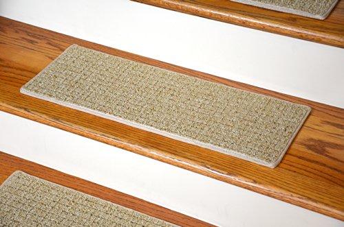 Dean Flooring Company Dean Indoor Outdoor Pet Friendly Tape Free Non Slip Carpet Stair Step