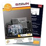 3 x atFoliX Schutzfolie Nikon Coolpix P520 Displayschutzfolie - FX-Antireflex blendfrei