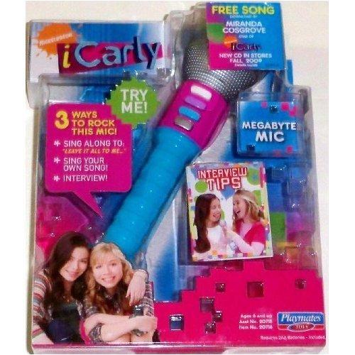 Icarly Megabyte Mic Microphone