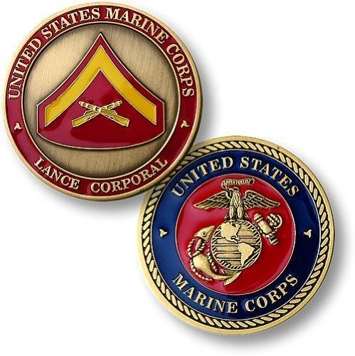 Northwest Territorial Mint U.S. Marines Lance Corporal - 1