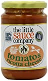 The Little Sauce Company Ricotta and Tomato Sauce 280 g (Pack of 6)