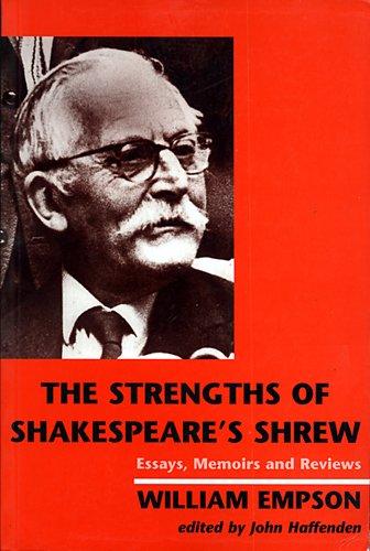 Strengths of Shakespeare's Shrew