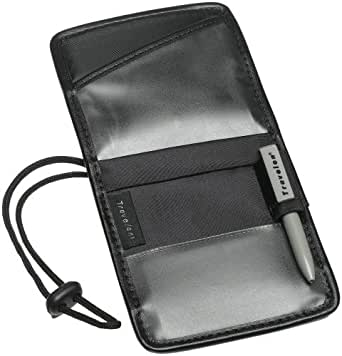 Travelon ID and Boarding Pass Holder , Black, One Size