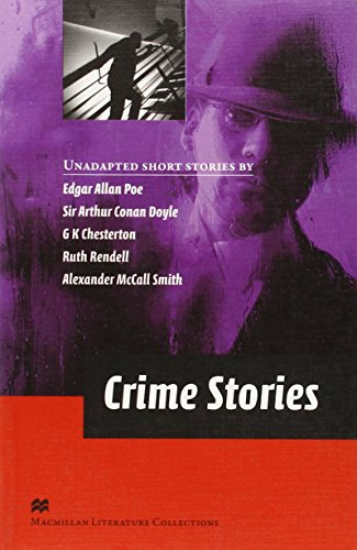MR (A) Literature: Crime Stories (Macmillan Readers Literature Collections)