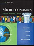 Microeconomics: Private and Public Choice (0324320361) by James D. Gwartney