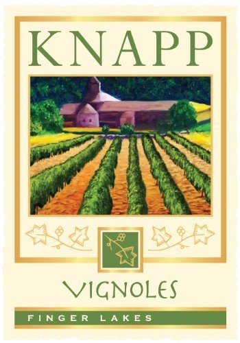 2013 Knapp Winery Cayuga Lake Vignoles 750 Ml