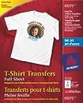 Avery 3275 T-shirt Transfers for Inkj...