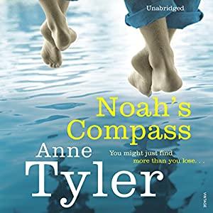 Noah's Compass Audiobook