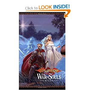 The War of Souls Trilogy Gift Set: Dragons of a Fallen Sun, Dragons of a Lost Star, Dragons of a Vanished Moon... by Margaret Weis and Tracy Hickman