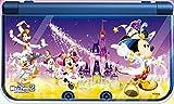 キャラプレカバー for New ニンテンドー3DSLL マジックキャッスル