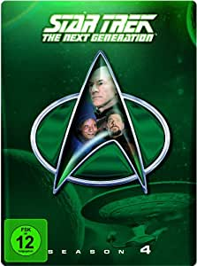 Star Trek: The Next Generation - Season 4 (Steelbook, exklusiv bei Amazon.de) [Blu-ray] [Limited Collector's Edition]
