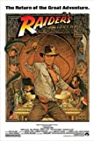 "Indiana Jones I, II, III - Movie Poster Set (3 Individual Full Size Movie Posters) (Size: 27"" x 40"" each)"