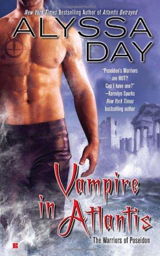 Image of Vampire in Atlantis (Warriors of Poseidon)