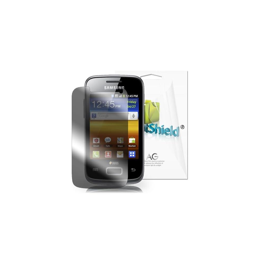 GreatShield Ultra Screen Protector Film for Samsung Exhilarate SGH i577 (3 Pack) (ANTI GLARE (MATTE))
