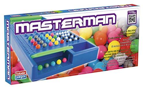 Falomir - Juego Masterman, juego de mesa (23027)