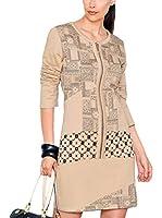 HHG Vestido (Camel / Negro)