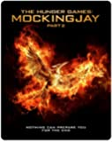 The Hunger Games: Mockingjay Part 2 (Steelbook) [Blu-ray] [2015]