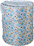 The Home Story More than 20 L Multicolor Laundry Basket