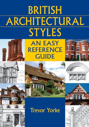 British architectural styles an easy reference guide for Architectural styles guide