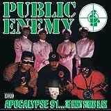 Apocalypse 91...The Enemy Strikes Black (Vinyl)