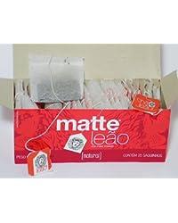 マテ茶 ティーバック 25P入 ローストタイプ ブラジル LEAO社