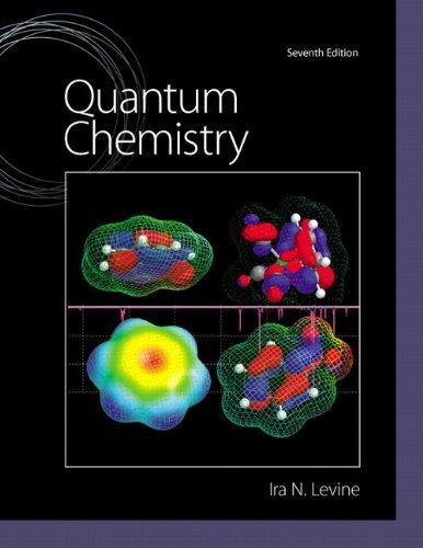 Quantum Chemistry:United States Edition