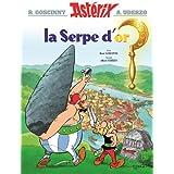 Ast�rix - La serpe d'Or - n�2par Ren� Goscinny