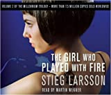 Stieg Larsson The Girl Who Played With Fire (Millennium Trilogy)