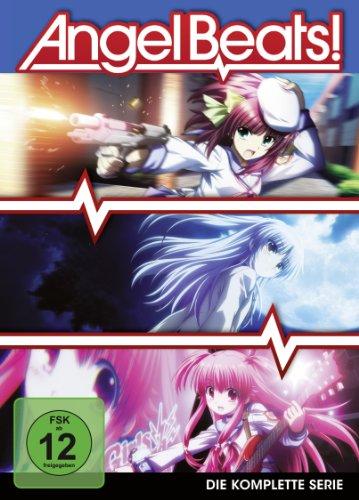 Angel Beats!, DVD - Gesamtausgabe