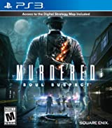 Murdered: Soul Suspect, PS3.