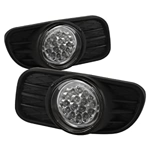 Spyder Auto FL-LED-JGC99-C Jeep Grand Cherokee Clear LED Fog Light