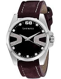 Laurels Invaders Analog White Dial Men's Watch - Lo-Ind-II-0205