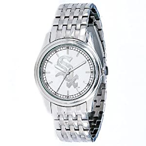 MLB Mens MR-CWS President Series Chicago White Sox Watch by Game Time