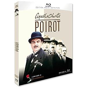 Agatha Christie : Poirot - Saison 3 [Blu-ray]