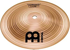 Meinl Classics 8 inch Low Bell Cymbals