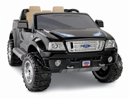 power wheels ford f150 truck grabcool toys. Black Bedroom Furniture Sets. Home Design Ideas