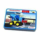 Mudpuppy Construction Magnetic Design Set Multi