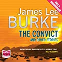The Convict and Other Stories Audiobook by James Lee Burke Narrated by Tom Stechschulte, Steven Boyer, T Ryder Smith, Henry Strozier, Ed Sala