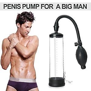 Recommended! Penis Pump CANWIN Penis Enlargement Vacuum Pump Penis Extender Sex Toys Penis Enlarger for Men